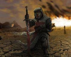 Knights Templar Wallpaper | Knight Templar - abstract, knight, templar, fantasy, warrior, crusader