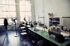 Studio Tour: Derek Lam's Workspace in SoHo - Vogue