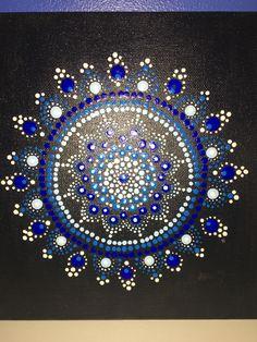 Mandala Canvas, Mandala Print, Mandala Drawing, Mandala Painting, Mandala Design, Dot Art Painting, Pebble Painting, Stone Painting, Mandala Painted Rocks