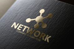 Network Logo by Josuf Media on Creative Market