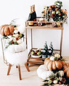 - Thanksgiving is a time for celebration and family. Unfortunately, it is also one of the most difficult seasons to decorate your home for. Set the stag...