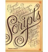 Scripts: Elegant Lettering from Design's Golden Age #book