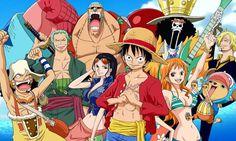 Ya a la venta la colección de figuras de One Piece