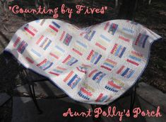 Counting By Fives Quilt « Moda Bake Shop