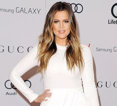 Get Khloe Kardashian's loose, chic waves with pro styling tips and #Oribe's Maximista and Royal Blowout @DreamDry