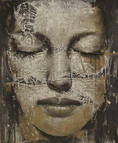 "Saatchi Online Artist max gasparini; Painting, ""Soycd7.124"" #art"