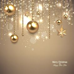 Shiny 2014 New Year and Christmas Backgrounds 01 vector