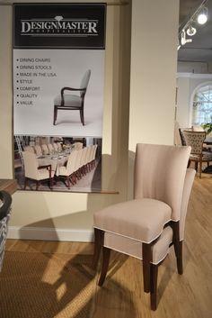 Elite Furniture Gallery DesignMaster High Point Marker HPMKT Burke Stackable Side Chair - Hospitality www.elitefurnituregallery.com 843.449.3588