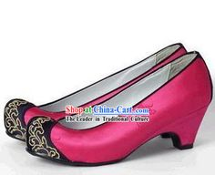 Korean Clasic Hanbok Shoes for Women