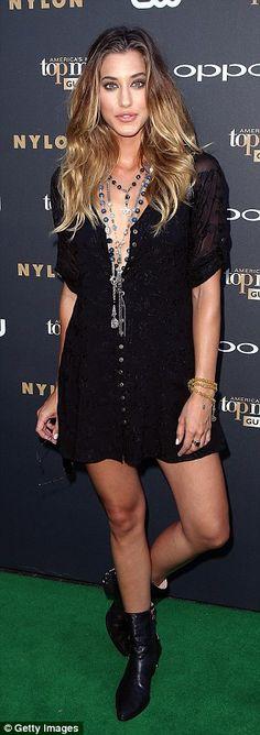 No longer in contact: Joe Jonas has reportedly split from model Jessica Serfaty after a short romance
