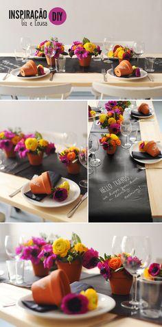 Custom table. #decor #Design #idea #table #casadevalentina
