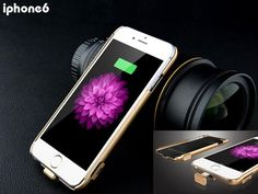 iphone6 case with power charger 1000 crowdfunding | Buyerparty Inc.