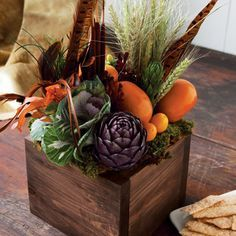 olive and cocoa christmas arrangements - Google Search