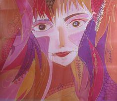 WEBNODE :: Galéria hodvábnych šatiek :: Mariankine šatky Princess Zelda, Anime, Fictional Characters, Art, Art Background, Kunst, Cartoon Movies, Anime Music, Performing Arts