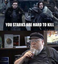 You know nothing jon snow...