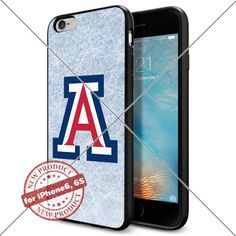 WADE CASE Arizona Wildcats Logo NCAA Cool Apple iPhone6 6S Case #1027 Black Smartphone Case Cover Collector TPU Rubber [Ice] WADE CASE http://www.amazon.com/dp/B017J7JDHW/ref=cm_sw_r_pi_dp_pIlqwb1M5C2TR