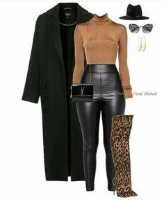 Look Fashion, Winter Fashion, Girl Fashion, Fashion Outfits, Womens Fashion, Classy Outfits, Stylish Outfits, Winter Mode, Mode Inspiration