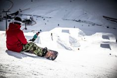 Top 10 snowboard parks in Europe