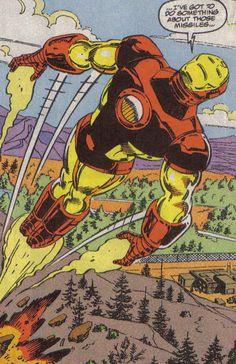 Iron Man by Paul Ryan