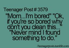 haha... i do this all the time!