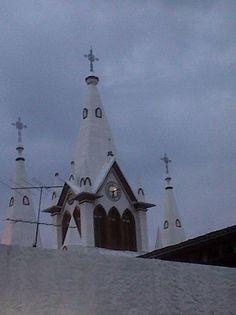 Iglesia de la inmaculada. Manizales