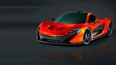 McLaren P1 Hyper Car