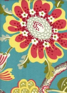 Hawaii Bloom - www.BeautifulFabric.com - upholstery/drapery fabric - decorator/designer fabric