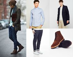 Grove Boot Outfit | How to wear Grenson Boots | Shop all boots now at The Idle Man | #StyleMadeEasy