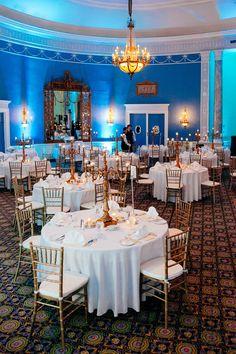 venue  Read more - http://www.stylemepretty.com/canada-weddings/ontario/ottawa/2013/11/15/chateau-laurier-wedding-from-joel-bedford-weddings/