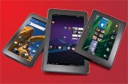 It's almost Summer and not just the weather is heating up, but also the tablet wars...