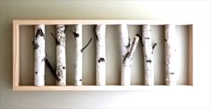 Bringing in natural elements into home decor, adds not only interest, but texture, color and sometimes surprise. Birch trees are one of my most favorite trees. Used often in the landscapes where I ...