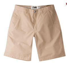 MK Poplin Shorts