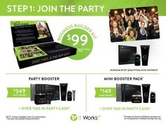 Have you tried that crazy wrap thing? It Works Distributor, Become A Distributor, Party Kit, Party Packs, It Works Party, It Works Body Wraps, Fat Fighters, It Works Global, Ultimate Body Applicator