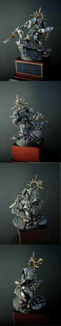 Grey Knight Grandmaster URIENS