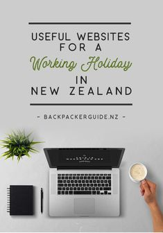 What are the most useful websites for a working holiday and backpacking in New Zealand? Learn about the best backpacking websites for New Zealand and more. New Zealand Jobs, Fly To New Zealand, Moving To New Zealand, New Zealand Beach, New Zealand Travel Guide, Living In New Zealand, Visit New Zealand, Working Holiday Visa, Working Holidays