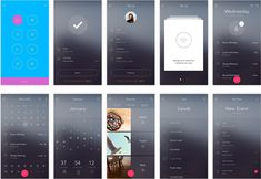 Free Download : DO App UI Kit (130 Screens, 10 Unique Themes, 250+ UI Elements) | Designbeep
