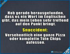 Das passt perfekt! #snaccident #couchpotato #Serienliebe #Sprüche #Humor