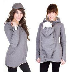 3 en 1 llevar chaquetas embarazo bebé maternidad ropa del