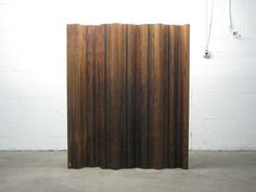 Eames Screen Rosewood Panel