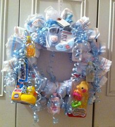 157 Best Baby Wreaths Images Baby Door Wreaths Baby Door Hangers