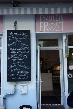 Eiscafe Fräulein Frost