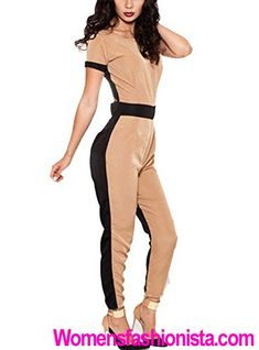Womens Sexy Cocktail Party Jumpsuit Romper Clubwear Review - http://womensfashionista.com/womens-sexy-cocktail-party-jumpsuit-romper-clubwear-review/ #Clubwear, #Cocktail, #Jumpsuit, #Party, #Review, #Romper, #Sexy, #Womens, #WomensJumpsuits