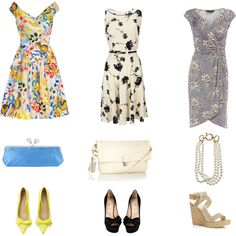 What to wear to an informal outdoor wedding