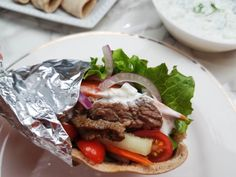 21 Day Fix Instant Pot Beef Gyros