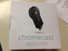John Matarese says the new Google TV device is so hot, it is hard to find