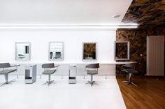 ::HAIRDRESSER:: Nafi, Hair Salon by ZMIK Studio, Basel,Switzerland 18feb10