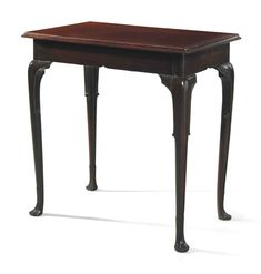 date unspecified AN IRISH GEORGE II MAHOGANY TEA TABLE  MID-18TH CENTURY  Price realised  USD 3,500