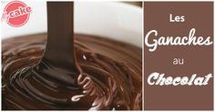 Apprenez comment réaliser facilement une sublime ganache au chocolat (noir, au lait ou blanc). Grâce à nos astuces et photos vous ne pourrez pas la louper !