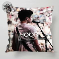 1D and 5SOS Collage Pillow CasePillow Cover with option 1 or 2 Side Print and available Size 16, 18, 20, 26, 30, 36 inch – Vista Customs