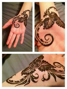 #henna #design #ideas #hand